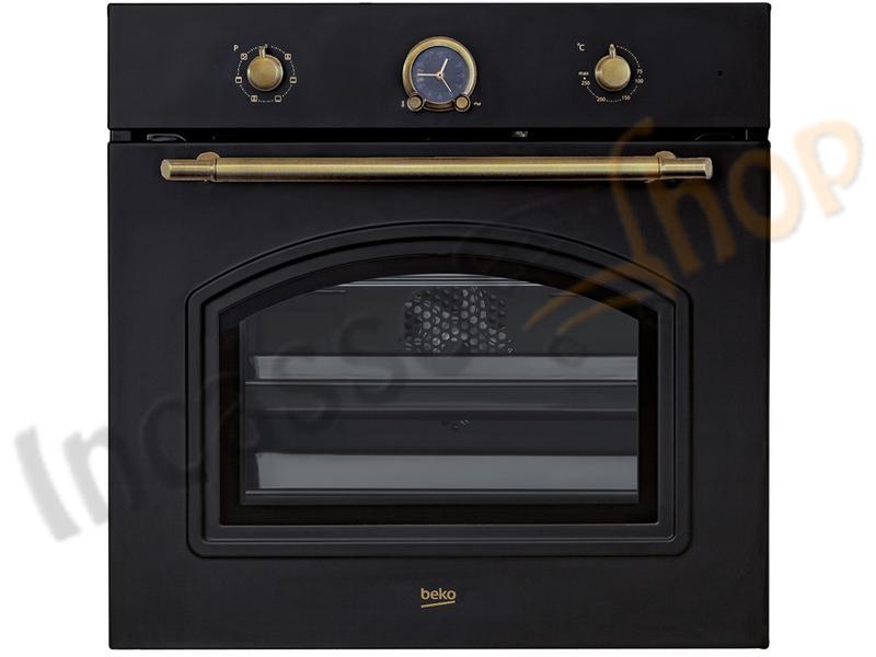 Forno Cucina Beko Classic 60 8 Multifunzioni Classe A Antracite ...
