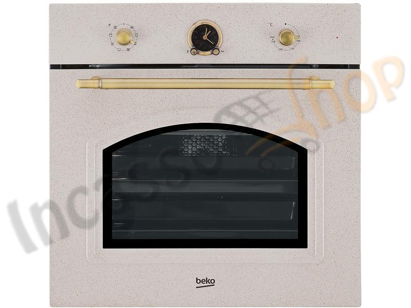 Forno Cucina Beko Classic 60 8 Multifunzioni Classe A Avena ...
