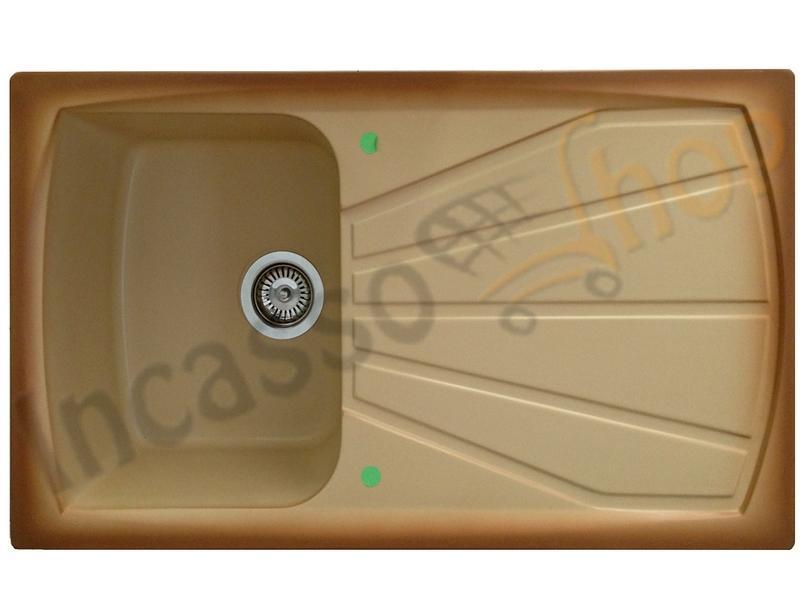 Lavello Living 300 LSL30012 79 X 50 1 Vasca con gocciolatoio ...