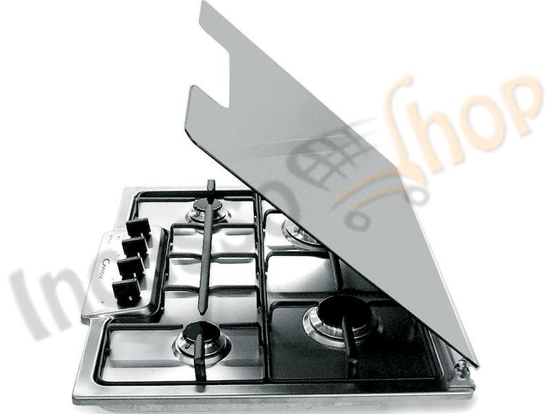 Piano Cottura Candy Classic Rustico Cm.75 PGC 750 SQ AV 4 Fuochi+1 ...