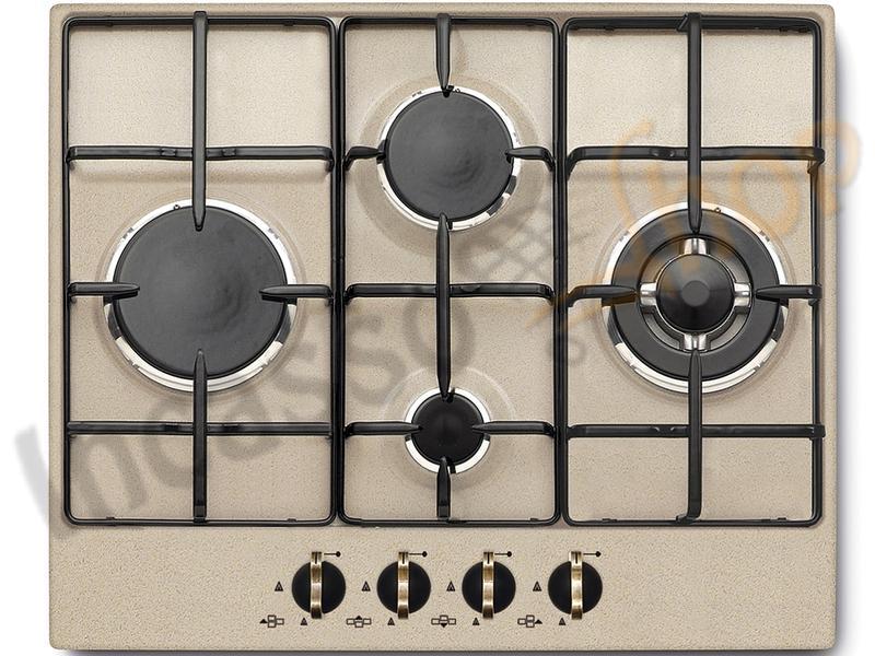 Piano cottura schock silver sts64558 pc60av 4 fuochi - Valvola sicurezza piano cottura ...