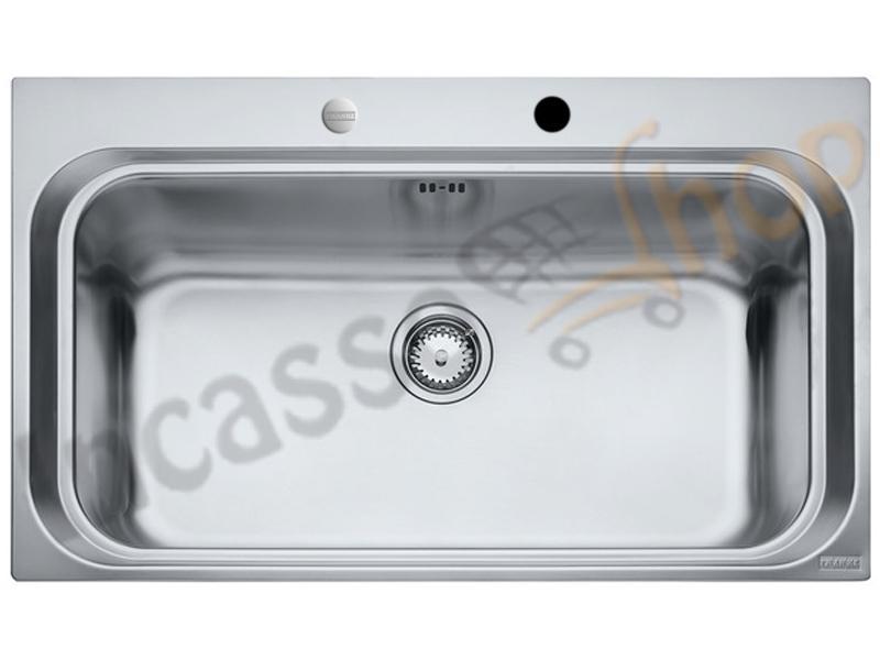 Lavello Franke ACQUARIO LINE AEX 610 COD. 8885500 860X510 1Vascone ...